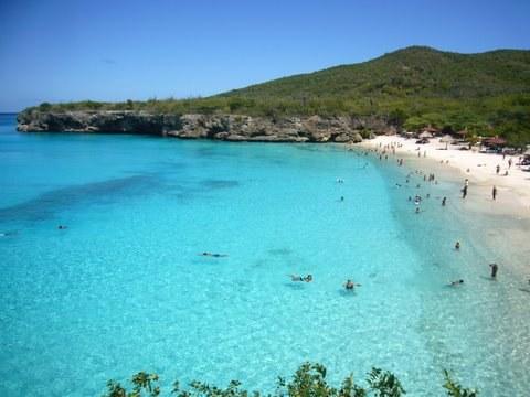 Knip Beach in Curacao, Netherlands Antilles