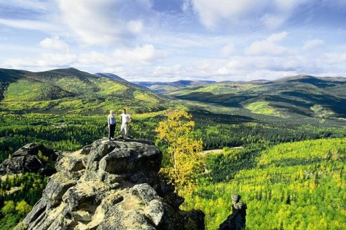 Angels Rock Trail, Fairbanks, Alaska