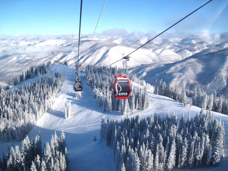 Vancouver to Aspen, Colorado during ski season - $383 CAD roundtrip ...