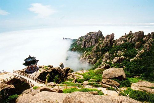 Laoshan, near Qingdao, China