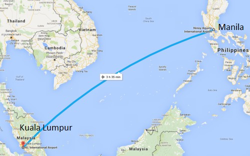 Vancouver To Malaysia And Then The