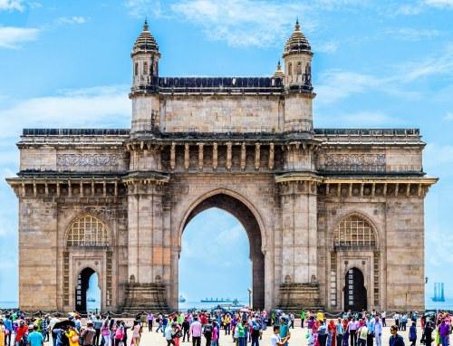 Mumbai-Bombay, India